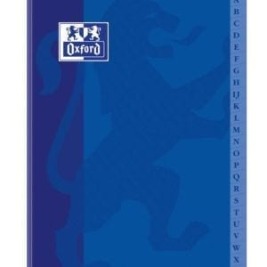 Livraison à domicile de Répertoire Oxford Classique broché A4 192 pages Quadrillé 5mm Chez Rentrée facile