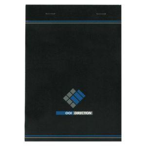 Livraison à domicile de Bloc 001 direction reliure agrafe Format A4 200 pages 70g quadrillé 5x5 Chez Rentrée facile