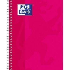 Livraison à domicile de Carnet Oxford Classique reliure intégrale 11x17cm 180 pages Quadrillé 5mm Chez Rentrée facile