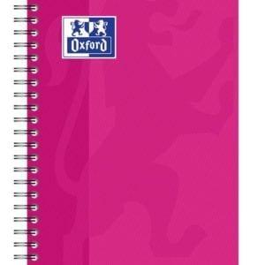 Livraison à domicile de Carnet Oxford Classique reliure intégrale 9x14cm 100 pages Quadrillé 5mm Chez Rentrée facile