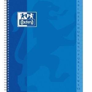 Livraison à domicile de Répertoire Oxford Classique reliure intégrale 17x22cm 100 pages Quadrillé 5mm Chez Rentrée facile