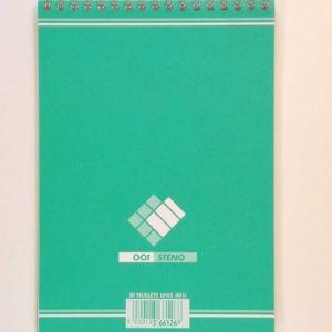 Livraison à domicile de Hamelin 001 Bloc Steno Spirale A4 - 100 pages 60g - uni Chez Rentrée facile