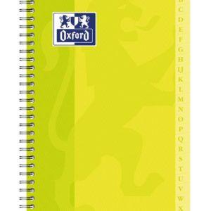 Livraison à domicile de Répertoire Oxford Classique reliure intégrale 11x17cm 100 pages Quadrillé 5mm Chez Rentrée facile
