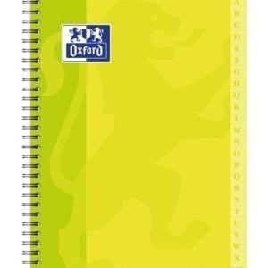 Livraison à domicile de Répertoire Oxford Classique reliure intégrale A4 180 pages Quadrillé 5mm Chez Rentrée facile