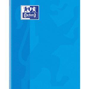 Livraison à domicile de Carnet Oxford Classique agrafé 9x14cm 96 pages Quadrillé 5mm Chez Rentrée facile
