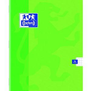Livraison à domicile de Cahier Oxford Classique agrafé 17x22cm 96 pages Quadrillé 5mm Chez Rentrée facile