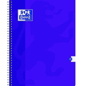 Livraison à domicile de Cahier Oxford Classique reliure intégrale 24x32cm 100 pages Quadrillé 5mm Chez Rentrée facile