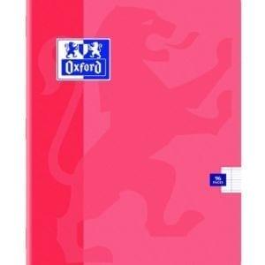 Livraison à domicile de Cahier Oxford Classique agrafé 17x22cm 96 pages grands carreaux Seyès Chez Rentrée facile