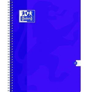 Livraison à domicile de Cahier Oxford Classique reliure intégrale 24x32cm 180 pages grands carreaux Seyès Chez Rentrée facile