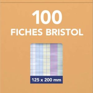 Livraison à domicile de Oxford Fiches Bristol 12