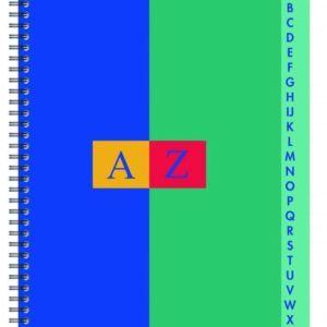 Livraison à domicile de Conquerant Sept Répertoire reliure spirale 180 pages 70 g Assortis Chez Rentrée facile