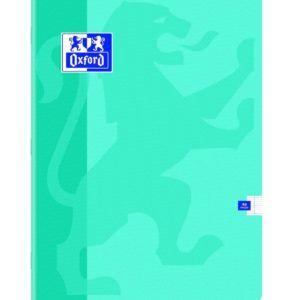 Livraison à domicile de Cahier Oxford Classique agrafé 24x32cm 48 pages grands carreaux Seyès Chez Rentrée facile