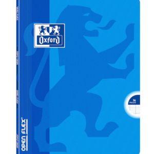 Livraison à domicile de Cahier Oxford Openflex agrafé 17x22cm 96 pages grands carreaux Seyès Chez Rentrée facile