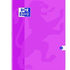 Livraison à domicile de Cahier Oxford Classique agrafé 24x32cm 96 pages Quadrillé 5mm margés Chez Rentrée facile