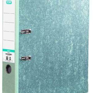 Livraison à domicile de Classeur À Levier Elba A4 Papier Gris Nuageux/Papier Dos 80mm Chez Rentrée facile