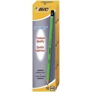 Livraison à domicile de BIC Crayons à Papier HB x12 Chez Rentrée facile|Livraison à domicile de BIC Crayons à Papier HB x12 Chez Rentrée facile