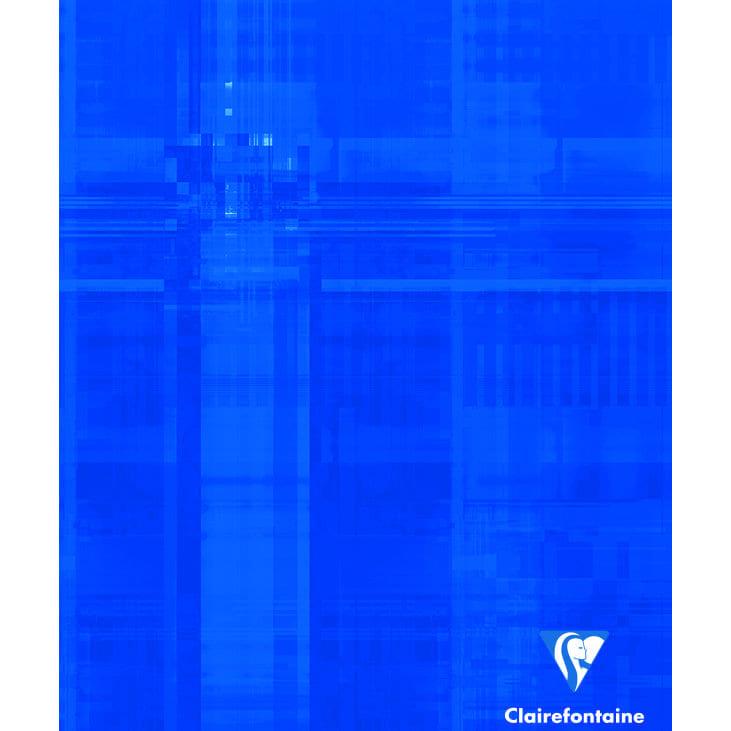 Livraison à domicile de Cahier piqûre Clairefontaine 17x22cm 96 pages petits carreaux (5x5) Couleur aléatoire Chez Rentrée facile