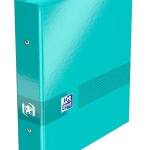 Livraison à domicile de Classeur Oxford Color Life 17x22cm  dos de 40mm 2 Anneaux ronds Carte Pelliculée Assorti Chez Rentrée facile