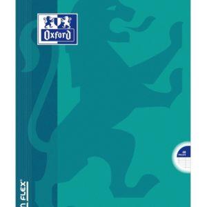 Livraison à domicile de Cahier Oxford Openflex agrafé A4 48 pages grands carreaux Seyès Chez Rentrée facile
