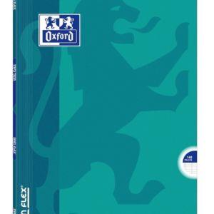 Livraison à domicile de Cahier Oxford Openflex agrafé A4 140 grands carreaux Seyès Chez Rentrée facile