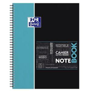 Livraison à domicile de Cahier Notebook Oxford Etudiants reliure intégrale A4+ 160 pages grands carreaux Seyès Chez Rentrée facile