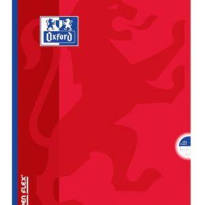 Livraison à domicile de Cahier Oxford Openflex broché 24x32cm 192 pages grands carreaux Seyès Chez Rentrée facile