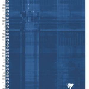 Livraison à domicile de Cahier reliure intégrale Clairefontaine A4 180 pages grands carreaux (séyès) Couleur aléatoire Chez Rentrée facile