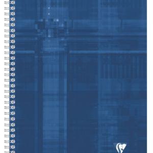 Livraison à domicile de Cahier reliure intégrale Clairefontaine A4 180 pages petits carreaux (5x5) Couleur aléatoire Chez Rentrée facile