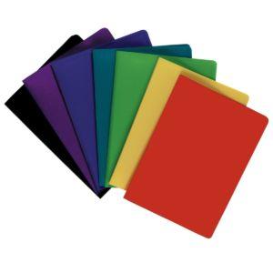 Livraison à domicile de Protège-documents en polypropylène souple pochettes grainées opaque 80 vues - A4 Chez Rentrée facile