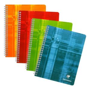 cahier-spirale-clairefontaine-17x22